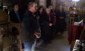 Κώστας Καραμανλής: Εκδρομή με τη Νατάσσα και τα παιδιά τους στην Κόνιτσα (pics)