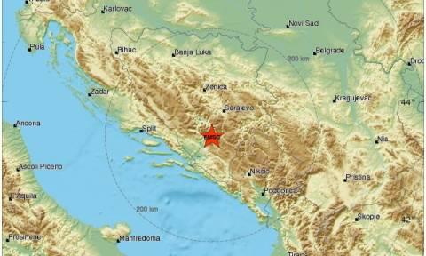 Σεισμός «ταρακούνησε» τη Βοσνία - Ερζεγοβίνη