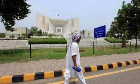 Πακιστάν: Το Ανώτατο Δικαστήριο ανέστειλε την εκτέλεση σχιζοφρενή