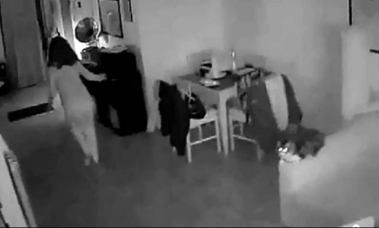 Σεισμός Ιταλία: Βίντεο ντοκουμέντο - Ούρλιαζαν οι δημοσιογράφοι αλλά η γάτα... ακούνητη!
