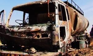 Βάφτηκε με αίμα η άσφαλτος: Δεκάδες νεκροί από σύγκρουση λεωφορείου με βυτιοφόρο στη Βραζιλία