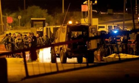 Ισραήλ: Νεκρός Παλαιστίνιος που τραυμάτισε τρεις στρατιώτες