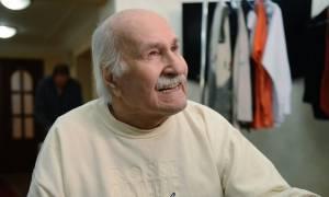 Ρωσία: Απεβίωσε ο γηραίοτερος εν ενεργεία ηθοποιός στον κόσμο