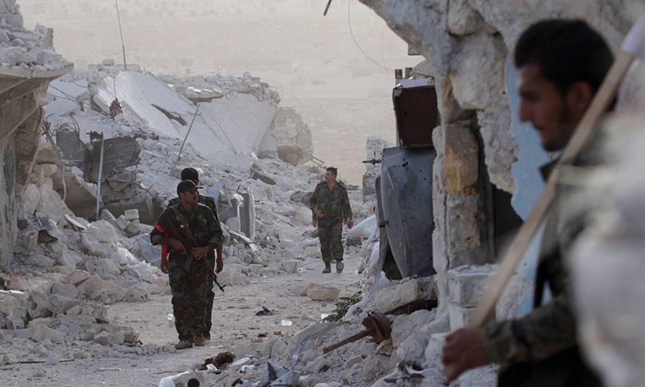 Συρία: Οβίδα από άρμα μάχης έπληξε τα γραφεία του ΟΗΕ στο Χαλέπι