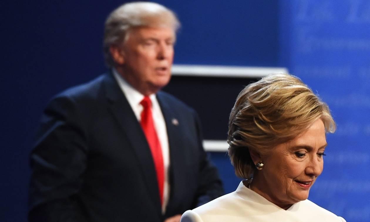 Ντόναλντ Τραμπ: Να γιατί η Χίλαρι Κλίντον είναι απειλή για τη χώρα