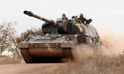 Στρατός ξηράς: Επιχειρησιακή Εκπαίδευση XVI M/K MΠ (pics)