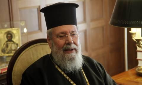 Αρχιεπίσκοπος Κύπρου: Δημιουργούμε σχολεία καταπολέμησης της ομοφυλοφιλίας (vid)
