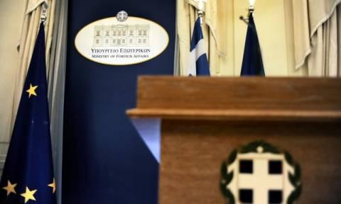 Απάντηση ΥΠΕΞ στην Αλβανία: Υπάρχει σχέδιο κατά της ελληνικής μειονότητας