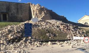 Ιταλία: Οι σεισμοί προκάλεσαν μετακίνηση του εδάφους έως και 70 εκατοστά! (video)