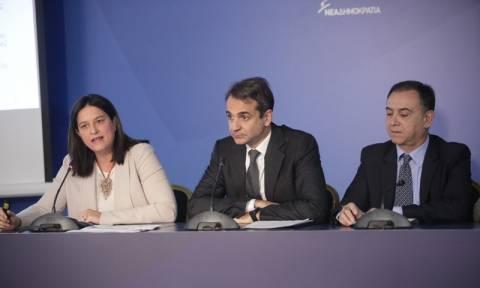 ΝΔ: Πέντε προτάσεις για το καθεστώς δωρεάς ιστών – οργάνων και μεταμοσχεύσεων