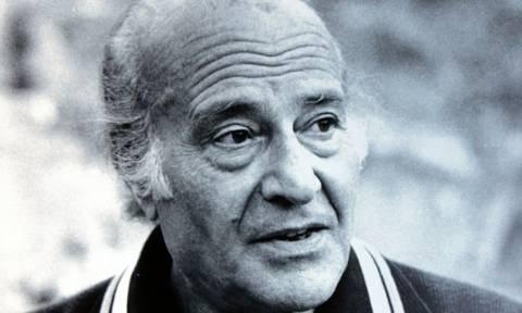 Σαν σήμερα το 1911 γεννήθηκε ο βραβευμένος με Νόμπελ ποιητής και ζωγράφος Οδυσσέας Ελύτης