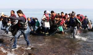 Προσφυγικό: 122 πρόσφυγες και μετανάστες πέρασαν στα νησιά του βόρειου Αιγαίου το τελευταίο 24ωρο