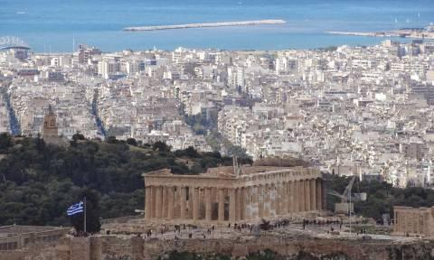 Απίστευτο: Δείτε τι συμβαίνει στην Αθήνα κάθε δεκαετία!