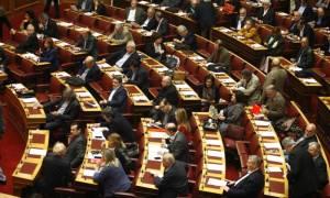Βουλή: Δεν αίρεται η ασυλία των βουλευτών Κατσώτη και Νικολόπουλου