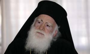 Στην Ιερά Σύνοδο ο Αρχιεπίσκοπος Κρήτης