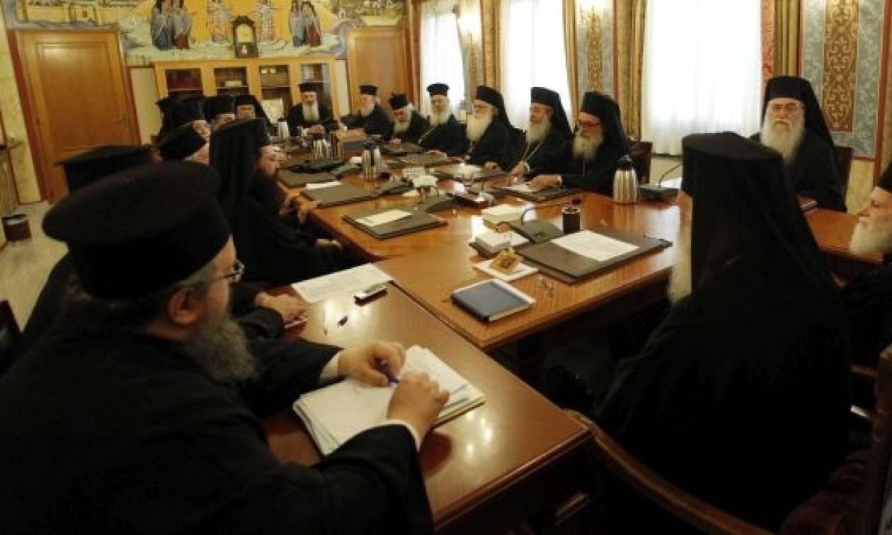ΔΙΣ: H Εκκλησία της Κρήτης συμπορεύεται με την Εκκλησία της Ελλάδος