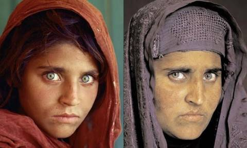 Πακιστάν: Απορρίφθηκε το αίτημα αποφυλάκισης της «Αφγανής με τα πράσινα μάτια»