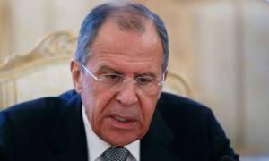 Λαβρόφ: Να εφαρμοστούν οι αποφάσεις του ΟΗΕ για το Κυπριακό