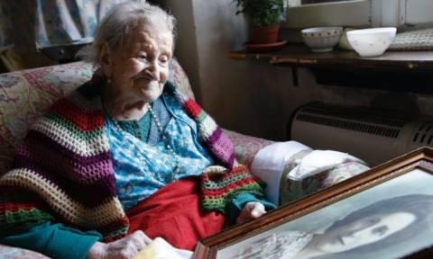 Η γυναίκα που έχει ζήσει... τρεις αιώνες αποκαλύπτει το μυστικό της μακροζωίας της!