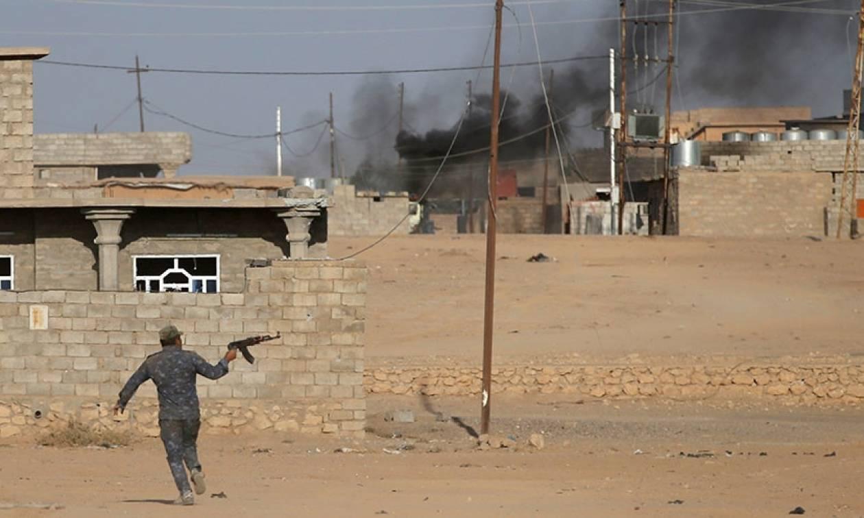 Ιράκ: Μικρή πρόοδος στην προέλαση του στρατού προς τη Μοσούλη