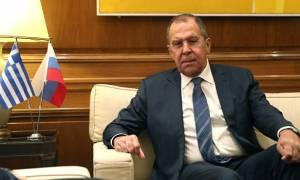 Лавров: «Давление извне на переговорный процесс по кипрской проблеме является неприемлемым»