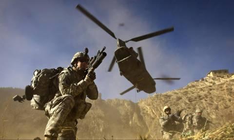 Φονική επιδρομή των Ταλιμπάν κατά αμερικανών στρατιωτών στο Αφγανιστάν