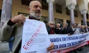 Ιδού τα εκκαθαριστικά που «καίνε» τους συνταξιούχους και... διαψεύδουν την κυβέρνηση! (pics)
