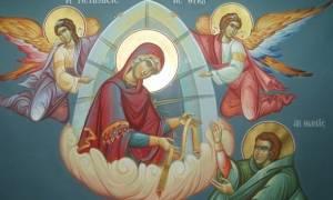 Η Αγία Ζώνη της Θεοτόκου αύριο (4/11) στην Πάτρα