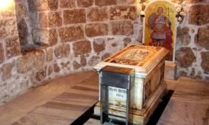 Η ανακομιδή των Ιερών Λειψάνων του Αγίου Γεωργίου, τιμάται σήμερα 3 Νοεμβρίου