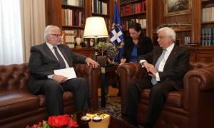 Συνάντηση Παυλόπουλου με τον υπουργό Εξωτερικών της Πολωνίας