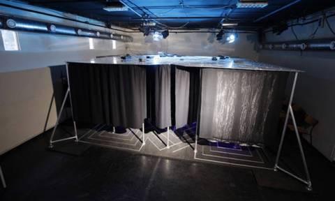 Τι είναι ο λαβύρινθος εικονικής πραγματικότητας «Labyrinth Psychotica»