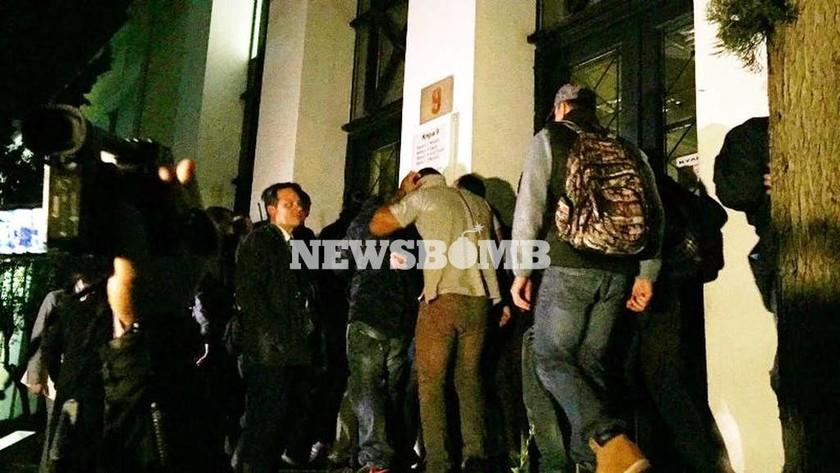 Στον εισαγγελέα οι συλληφθέντες για το κύκλωμα των «μαφιόζων» διαρρηκτών (pics)