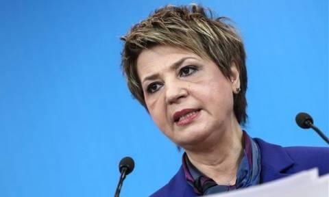 Γεροβασίλη: Δεν υπάρχουν πλέον προσχήματα για τη συγκρότηση ΕΣΡ