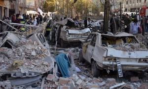 Τουρκία: Φονική έκρηξη στο Ντιγιαρμπακίρ - Οχτώ νεκροί και εκατό τραυματίες (Pics+Vid)