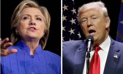 Εκλογές ΗΠΑ: Πανικός στο «στρατόπεδο» της Κλίντον - Τα «πάνω-κάτω» έχει φέρει ο Τραμπ (Vid)