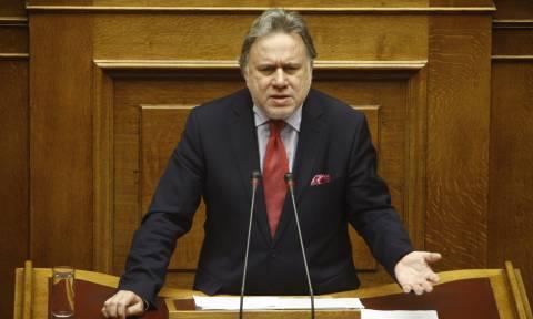 Ανασχηματισμός: Τώρα που φεύγει από το υπουργείο του, θυμήθηκε να πει αλήθεια στον ελληνικό λαό!