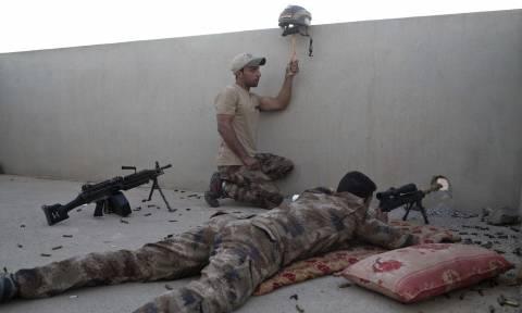 «Έσπασε» η αντίσταση του ISIS - Οι ιρακινές δυνάμεις εισέβαλαν στη Μοσούλη