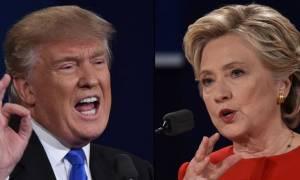 Εκλογές ΗΠΑ: Αυτές είναι οι βασικές θέσεις των Τραμπ και Κλίντον για όλα τα «φλέγοντα» ζητήματα