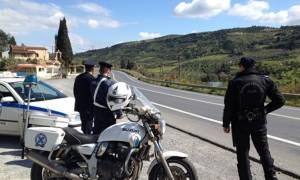 Πυροβολισμοί κατά αστυνομικών από έμπορο ναρκωτικών στη Θεσπρωτία
