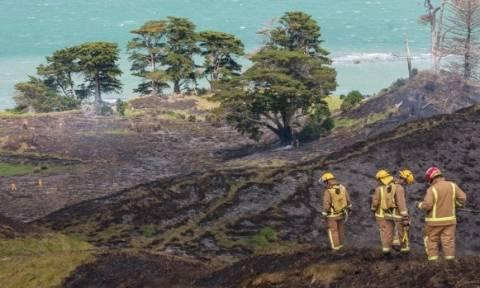 Απίστευτο! Προσπάθησε να στείλει SOS κι έκαψε το νησί! (video)