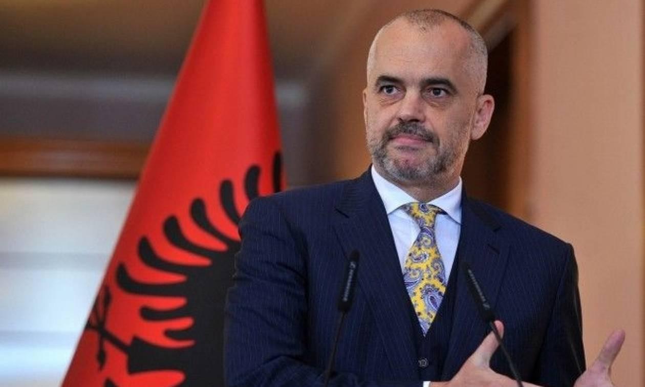 Απίστευτη πρόκληση Έντι Ράμα: Η Αλβανία τάισε τους Έλληνες