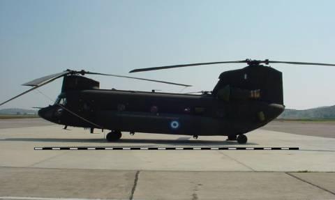 Αερομεταφορές ασθενών με ελικόπτερα της Αεροπορίας Στρατού
