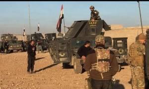 Ιράκ: Σφίγγει όλο και περισσότερο ο κλοιός για τους τζιχαντιστές στη Μοσούλη