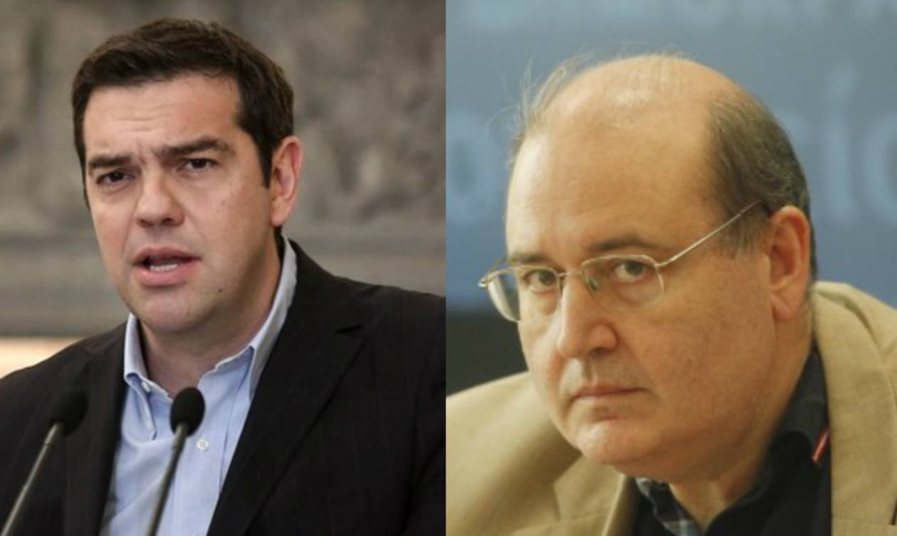 Ανασχηματισμός: Ο εκρηκτικός διάλογος με Τσίπρα που έστειλε τον Ν. Φίλη εκτός κυβέρνησης (vid)