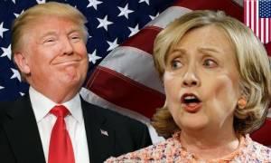 Προεδρικές εκλογές ΗΠΑ: Ταραχή στο επιτελείο της Κλίντον από την άνοδο του Τραμπ