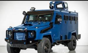 Το Inkas Toyota Land Cruiser είναι η απάντηση στο Walking Dead