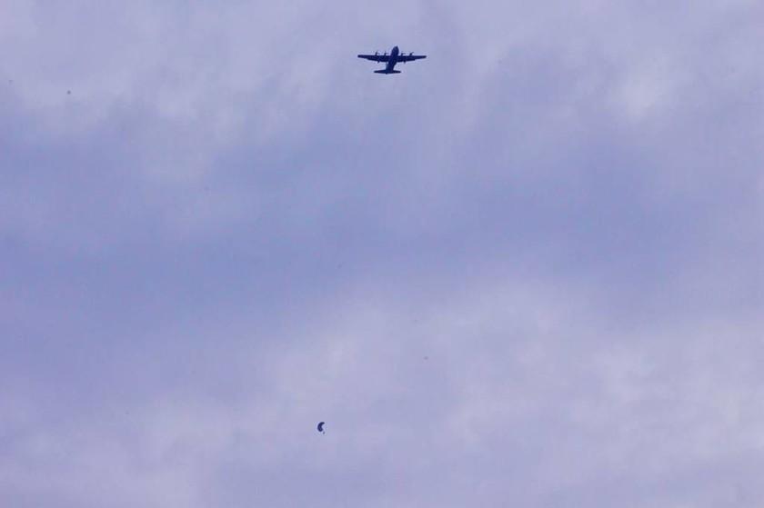 Φαντασμαγορικό θέαμα από την Πολεμική Αεροπορία στο Παλαιό Φάληρο (pics)