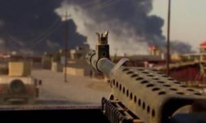 Ιράκ: Σκληρές μάχες με τζιχαντιστές στη Χαμάμ