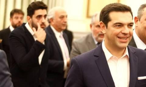 Τι είπε ο Τσίπρας στους νέους υπουργούς