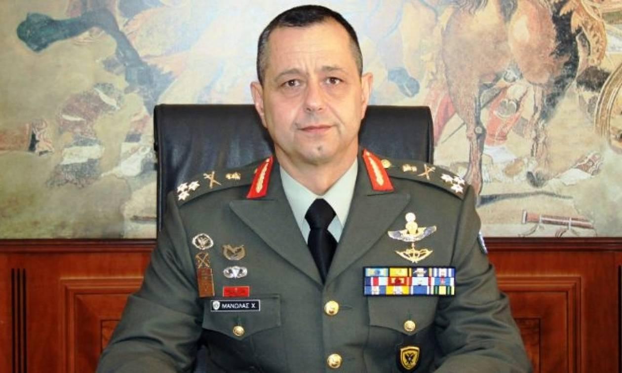 Επίτιμος αρχηγός ΓΕΣ: Ας ετοιμαζόμαστε για πόλεμο με την Τουρκία